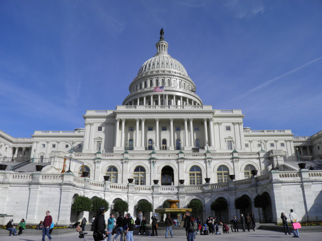 image of the capitol building one of the Free Things and Stuff to Do in Washington DC