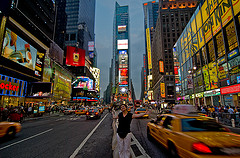 image of times square one of the Free Things and Stuff to Do in New York City (NYC)