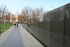 image of the vietnam war memorial one of the Free Things and Stuff to Do in Washington DC