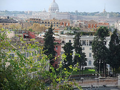 image of the view from pincian hill one of the Free Things and Stuff to Do in Rome