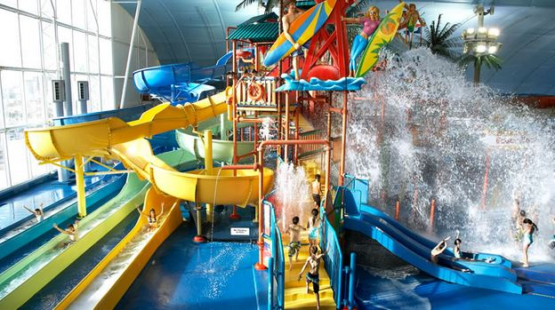 image of the Fallsview Indoor Waterpark Day Passs one of the ways to enjoy an admission discount to Niagara Falls Attractions and Tours