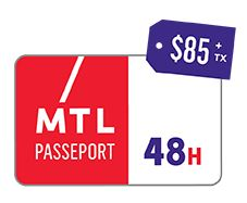 image of the Montreal Passeport a discount pass for seeing some of Montreal's most popular attractions