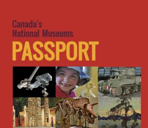 image of the National Museum Passport one of the discount coupons available on Ottawa attractions