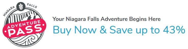 image of the Niagara Falls Adventure Pass one of the ways to get discounts on Niagara Falls Atractions and Tours