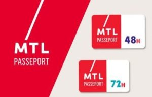 image of the Passeport MTL a discount pass available from Tourism Montreal that saves visitors money on entry to some of Montreal's most popular attractions.