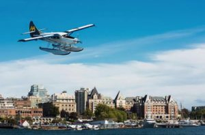 image of a Panorama Seaplane Tour of Victoria BC one of the affordable things you can do in Victoria