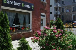 image of the barefoot hostel one of the cheap places to stay in ottawa