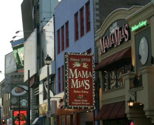 image of mama mias italian eatery one of the cheap places to eat in niagara falls ontario canada
