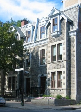 image of Petite Auberge Les Bons Matins B&B one of the cheap places to stay in Montreal