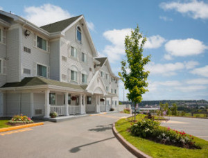 image of the Travelodge Suites Dartmouth one of the cheap places to stay in Dartmouth halifax area