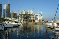 image of the Harbourfront Centre one of the free things to do in toronto