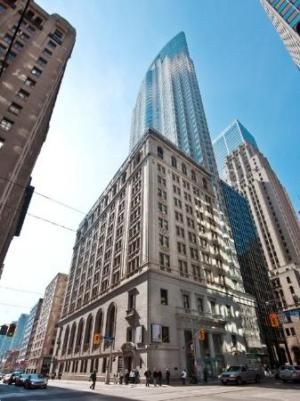 image of One King West Hotel & Residence one of the cheapest toronto hotels near the Air Canada Centre (ACC)