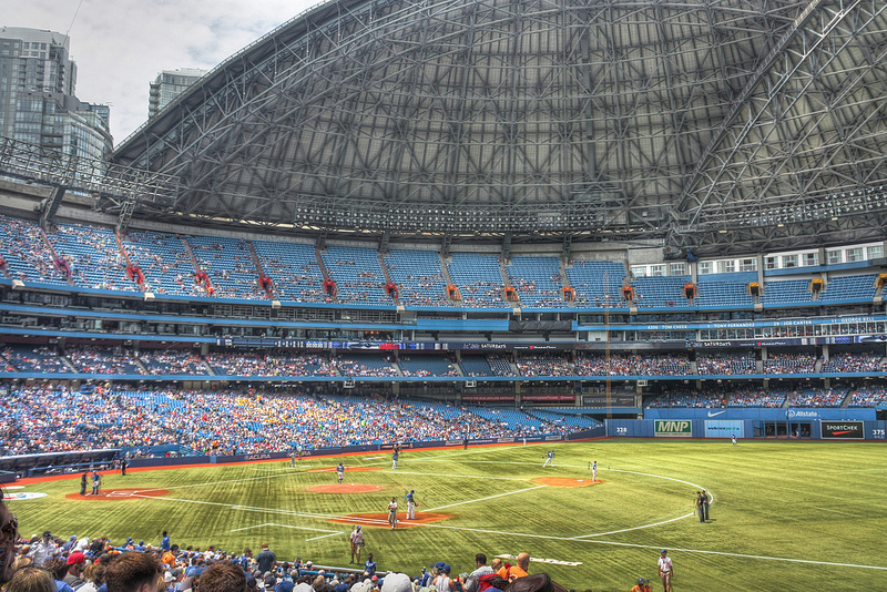 Hotels Close To The Rogers Centre Toronto