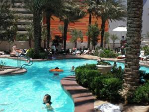 image of the Monte Carlo Resort & Casino one of the cheap places to stay in Las Vegas