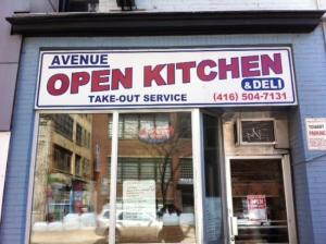 image of the avenue open kitchen one of the best cheap breakfast spots in toronto