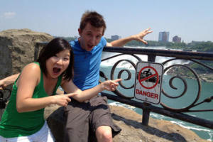 image of Niagara Falls Day Trip from Toronto one of the affordable toronto city tours