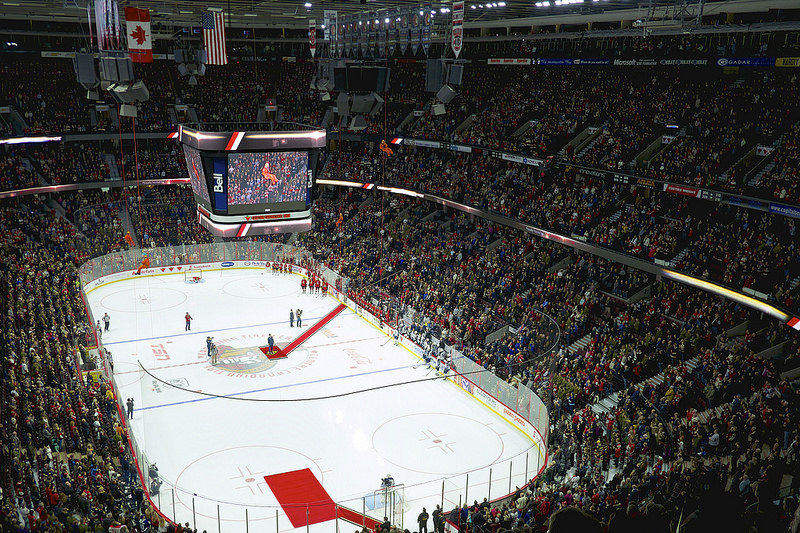 Cheapest Ottawa Hotels Near The Canadian Tire Centre