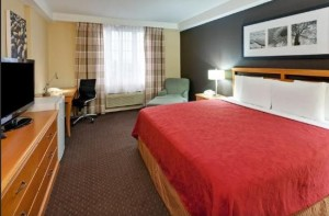 image of the Country Inn & Suites one of the cheapest Ottawa hotels near the Canadian Tire Centre