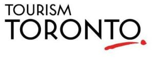 image of the logo for Tourism Toronto where you can find money-saving package deals which include tickets to popular Toronto attractions.