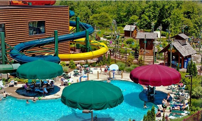 image of the great wolf lodge water park one of the places in Niagara Falls you can save on with a discount coupon