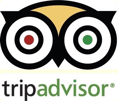 image of the logo for the tripadvisor website one of the sources you for cheap vacation planning