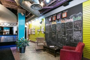 image of Hostelling international hostel one of the best affordable hostels in toronto