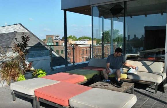 image of the planet traveler hostel one of the best, affordable hostels in toronto