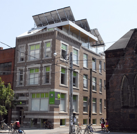 image of the planet traveller hostels one of the best, affordable hostels in toronto