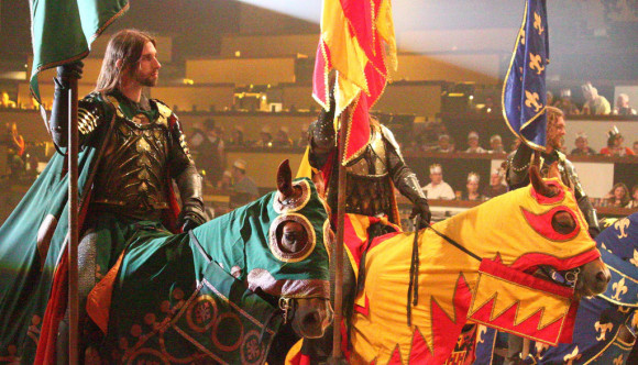 image of Medieval Times one of the events listed on the Myrtle Beach events calendar