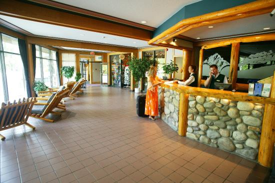 image of the Banff Inn one of the best cheap hotels and places to stay in Banff, Alberta