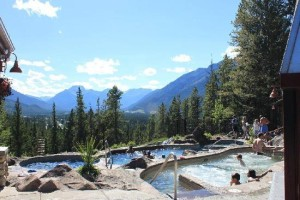 image of the Hidden Ridge Resort one of the best cheap hotels and places to stay in Banff, Alberta