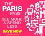image of the Paris Pass, one of the ways to plan a cheap vacation