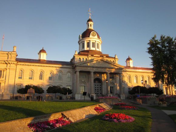 image of city hall one of the things to do and attractions to visit when visiting Kingston, Ontario