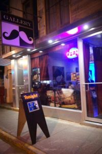 image of Stache on Main piano bar, one of the fun things to do in Prince Edward County, Ontario
