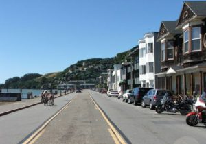 image of Sausalito one of the stops on the Big Bus San Francisco 2-Day Deluxe Hop-on Hop-off bus tour