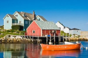 image of Peggy's Cove one of the value-priced outings and activities you can take from Halifax