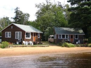 Parkway Cottage Resort one of the affordable places to stay when you go moose watching in Algonquin provincial park