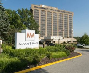 Image of the Adam Mark Hotel and Conference Center one of the cheap places to stay in Kansas City Missouri