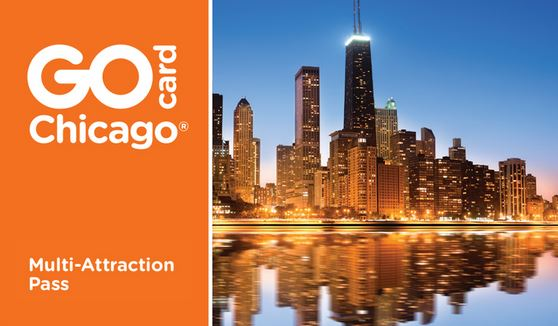 a go chicago card attraction pass, one of the ways to save money on Chicago attractions and things to do
