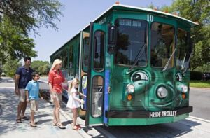 the iRide Trolley, the cheap way to discover International Drive in Orlando, Florida