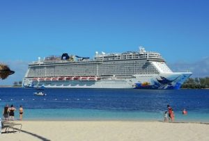 a cruise ship one of the cheap winter getaways you can plan